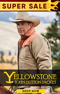 Yellowstone John Dutton Jacket