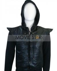 Robin des bois Ne Renoncez Jamais Leather Vest