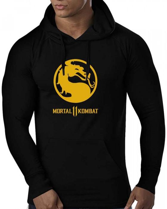 Mortal Kombat Logo Hoodie