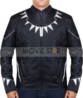 King of Wakanda Black Panther Jacket