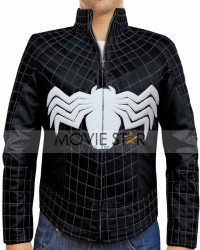 Spider Man Venom Leather Jacket