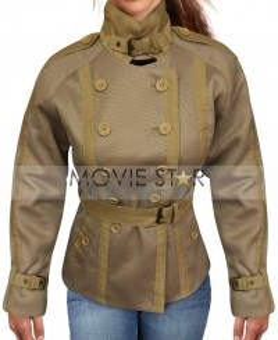 Scarlett Johansson Jacket Captain America Civil War