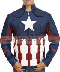 Captain America Civil War Jacket 2016