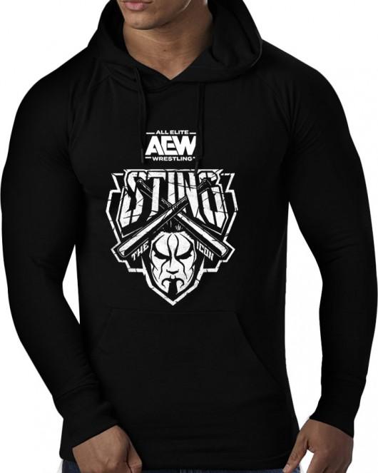 All Elite Wrestling Sting Justice Hoodie