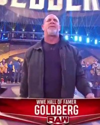 WWE Goldberg Return 2021 Jacket