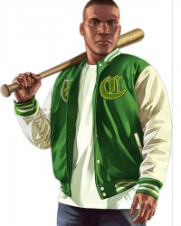 gta 5 franklin green jacket
