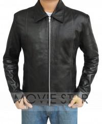Californication Season 5 Hank Moody Leather Jacket