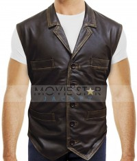 Hell On Wheels Vest By Cullen Bohannon