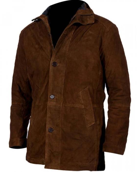 Famous Robert Taylor Sheriff Walt Longmire Coat