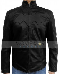 Batman Begins Bruce Wayne Leather Jacket