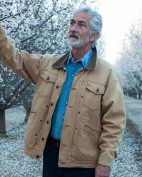 The Devil Has a Name David Strathairn Jacket
