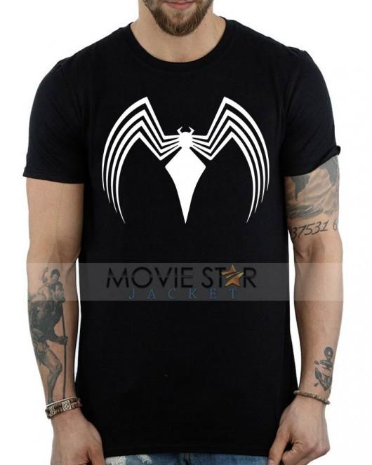 venom logo shirt for men