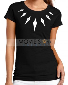 black panther women tee shirt
