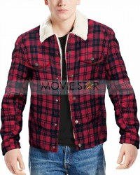 cole sprouse riverdale red jacket