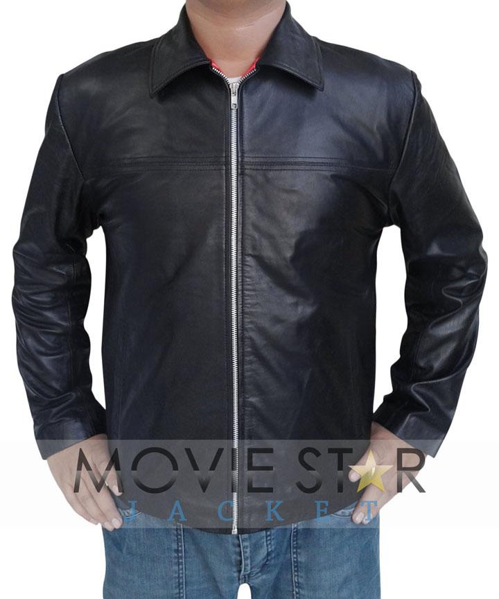 f6e2f8a66adf Movie Layer Cake Jacket - Daniel Craig Leather Jacket