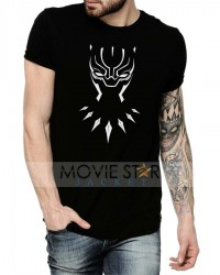 black panther tee shirt