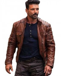 Boss Level Jacket By Frank Grillo