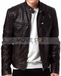 Alex Rider Stormbreaker Real Leather Jacket
