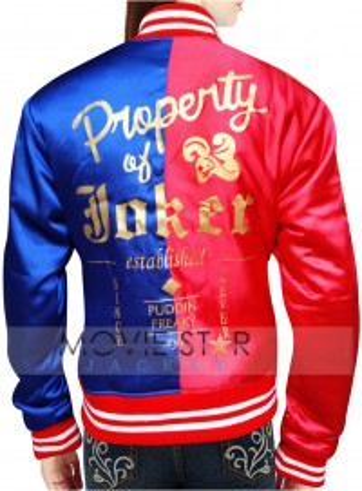 Harley Quinn Suicide Jacket
