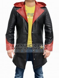Devil May Cry Dante Leather Jacket