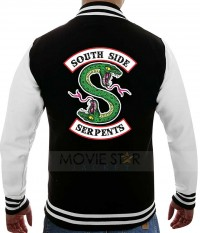 riverdale southside serpents varsity jacket