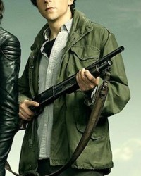 zombieland double tap columbus green jacket