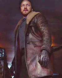 Lord Asriel James Mcavoy His Dark Materials Leather Coat