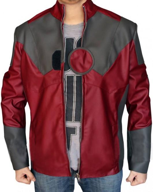 Avengers Endgame Iron Man Leather Jacket