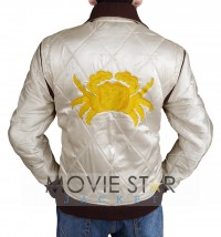 GTA 5 Drive Jacket With Golden Crab