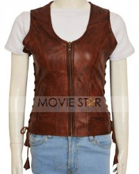 Michonne The Walking Dead Vest