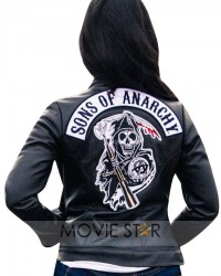 Sons of Anarchy Jacket For Women