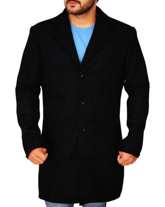 21 Bridges Andre Davis Black Coat
