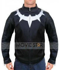 black panther movie jacket