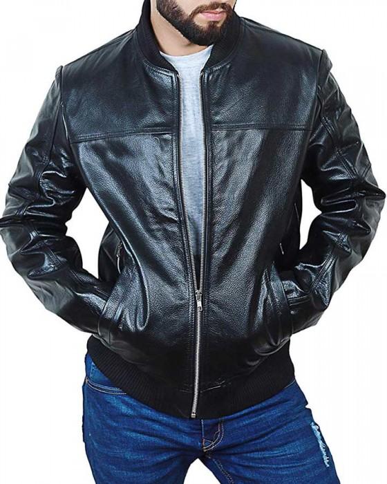 24 Legacy Corey Hawkins Black Jacket