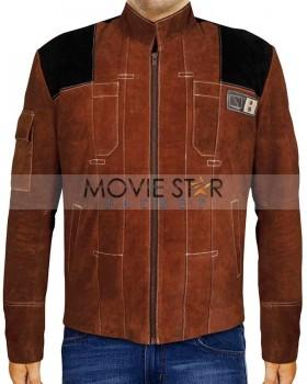 alden ehrenreich solo a star wars jacket
