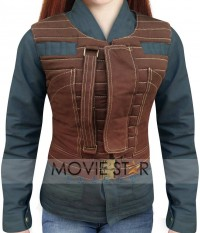 Rogue One Jyn Erso Vest Jacket