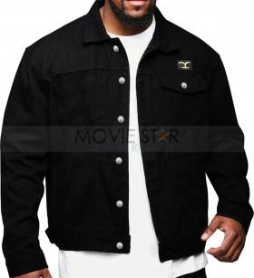 Yellowstone Rip Wheeler Black Jacket