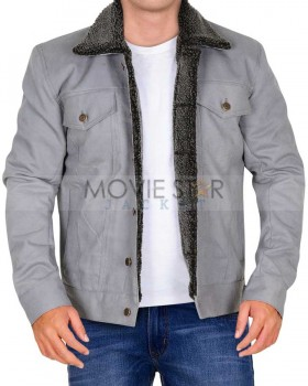 cole sprouse riverdale grey jacket
