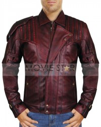 Guardians Of The Galaxy Vol 2 Jacket Leather