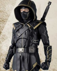 Avengers Endgame Clint Barton Ronin Jacket With Hood