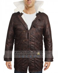 Dark Knight Rises Tom Hardy Bane Coat