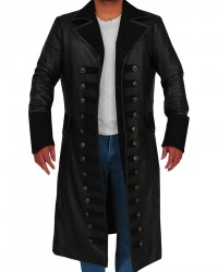 Captain Hook Once Upon A Time Coat