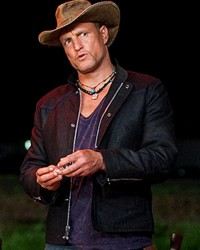 Zombieland Double Tap Woody Harrelson Jacket