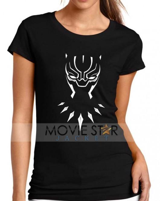 black panther women shirt