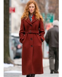 The Undoing Grace Fraser Wool Coat