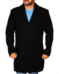 21 Bridges Andre Davis Black Coat