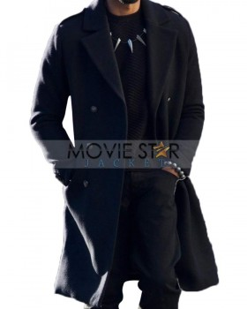 avengers infinity war coat by black panther