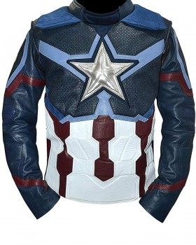 captain america jacket avengers endgame