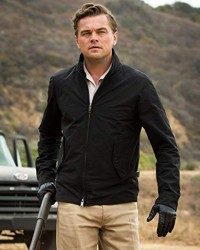 once upon a time in hollywood rick dalton black Jacket