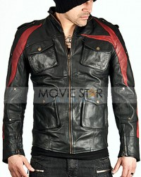 Prototype 2 Game Black James Heller Jacket